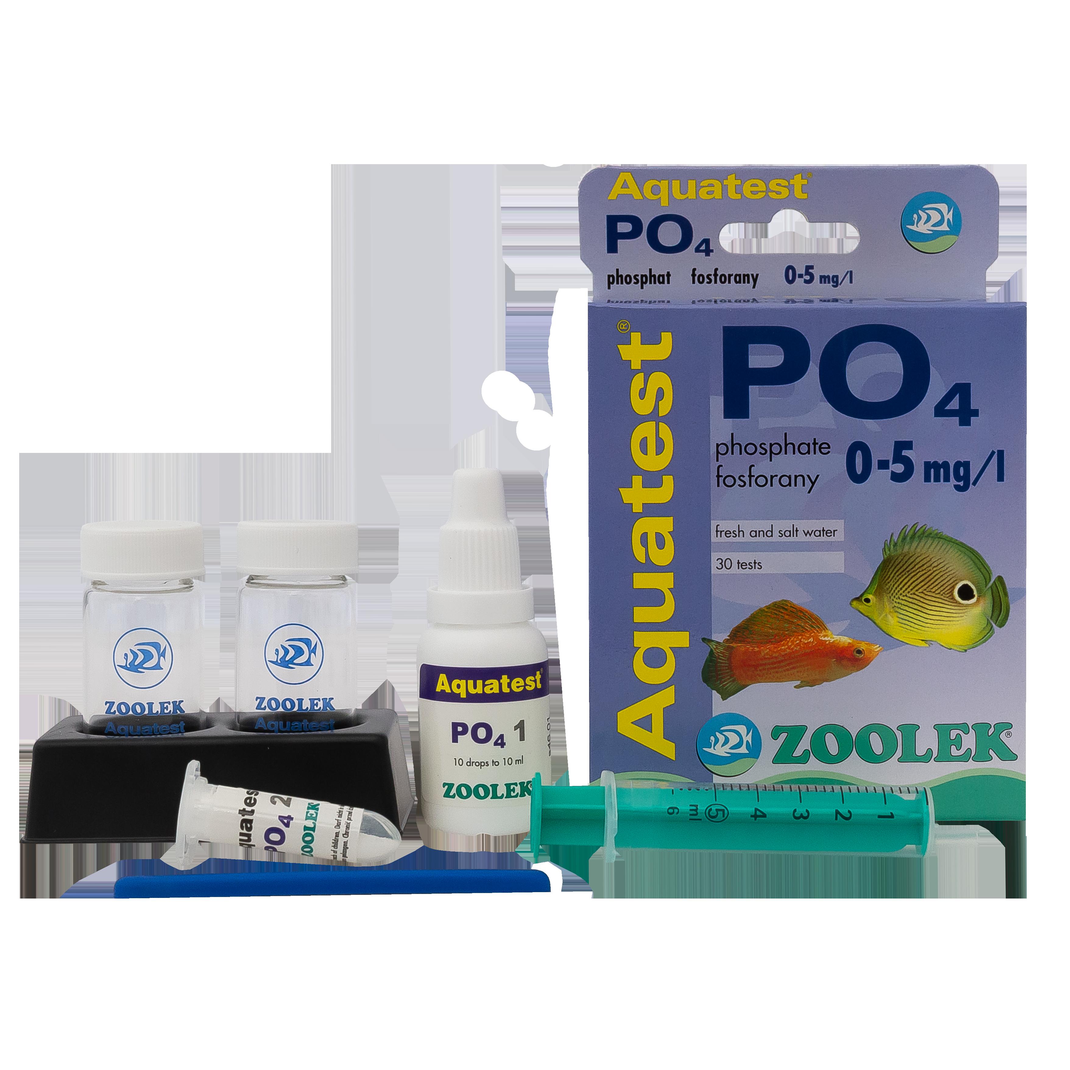 Aquatest PO4 – test wody